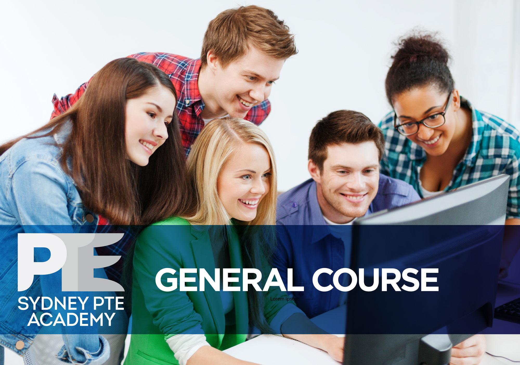 PTE Course  | General Training Class Sydney