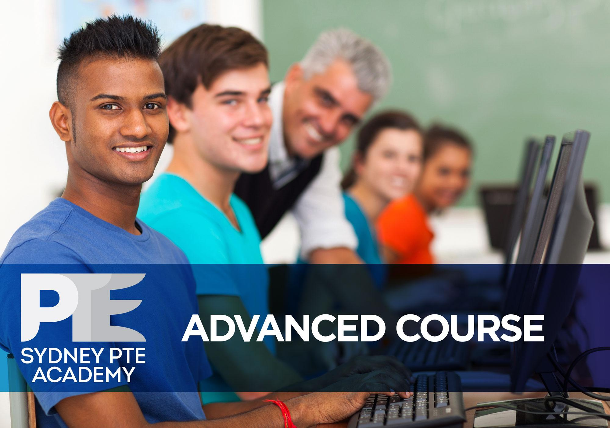 PTE Advanced Course (Test)