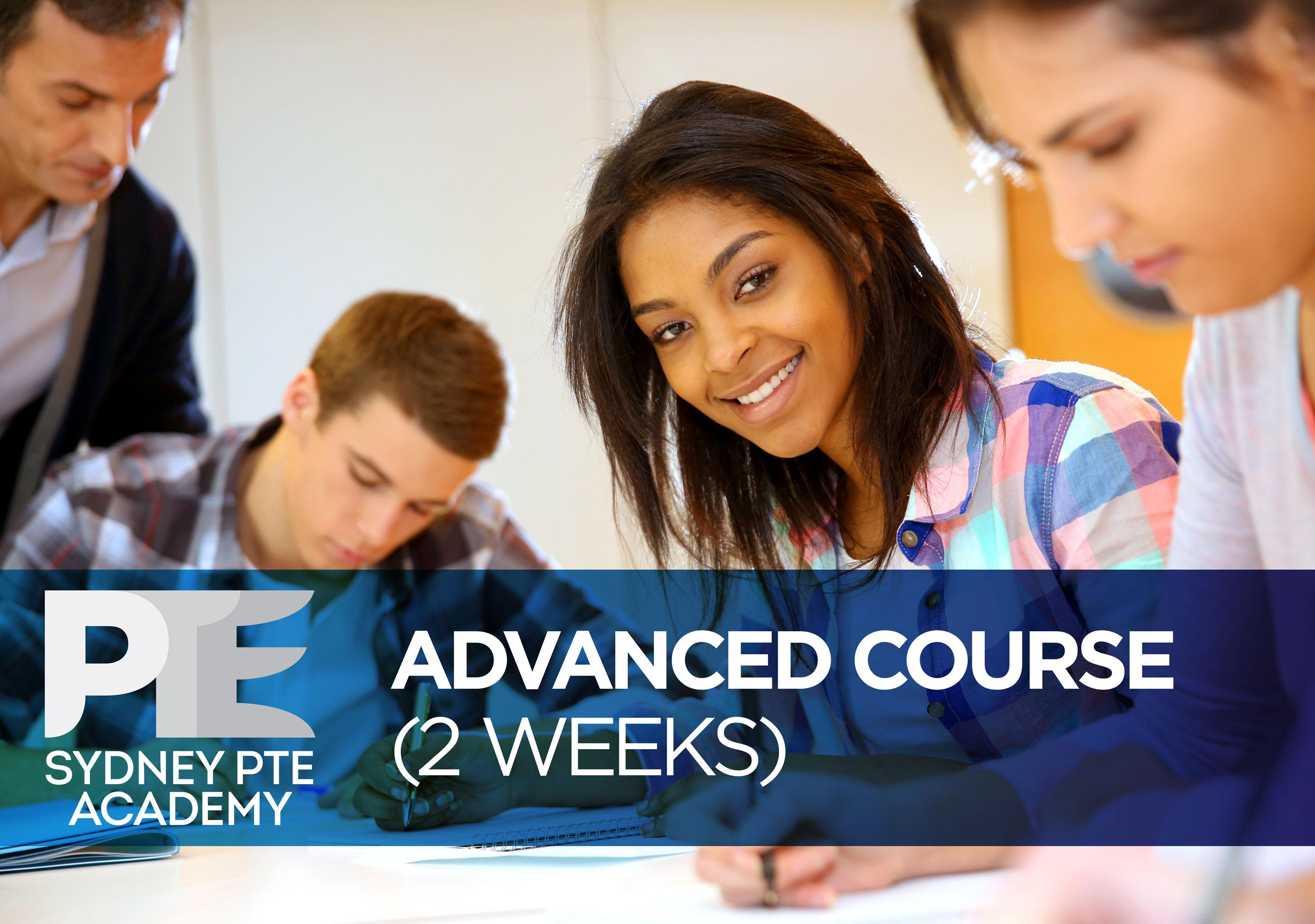 PTE preparation Classes| Advanced Course Sydney