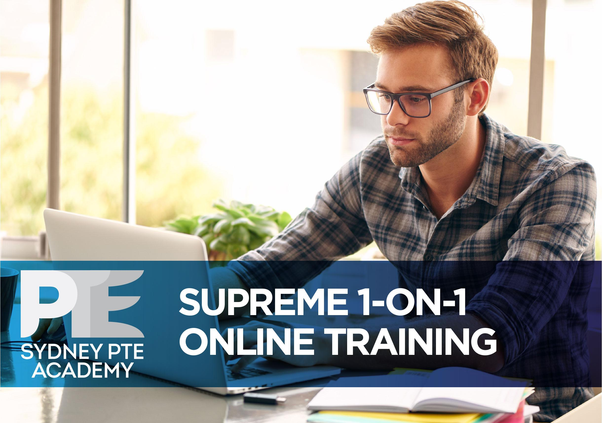 Supreme 1-on-1 Online Tutoring