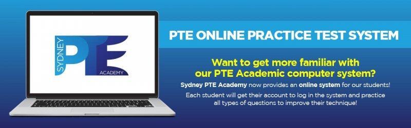 PTE online pratice